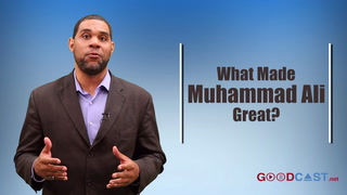 On The Real | 004 | Why Was Muhammad Ali Great?